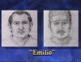 """Composite sketch of """"Emilio"""""""
