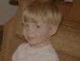 Johnny Gosch as a toddler.