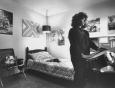 Noreen Gosch in Johnny's room