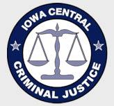Iowa Central Criminal Justice logo