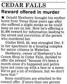 Gladys Held story