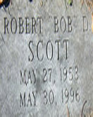 Robert Scott tombstone for cases page