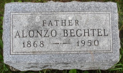 alonzo-beghtel-gravestone