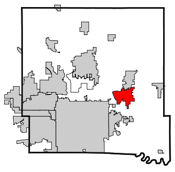 Altoona in Polk County
