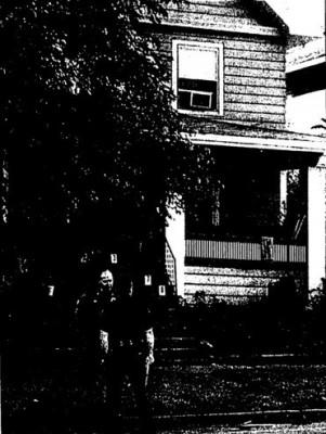 Home where Tyrone Gilbert shot