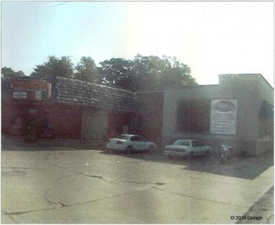 Laundromat where John Hill killed