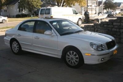 Alycia Marburger's car