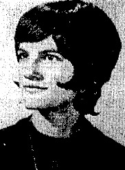 Sarah Ann Ottens (Courtesy Waterloo Courier)