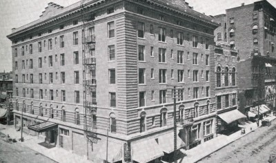 Chamberlain Hotel in Des Moines