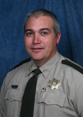 Jasper County Sheriff John Halferty (Courtesy Jasper County Sheriff's Office)