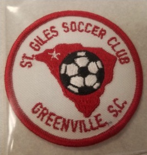 Tammy Zywicki soccer patch