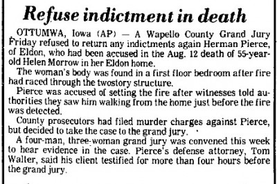 Courtesy Oelwein Daily Register, Oct. 4, 1980
