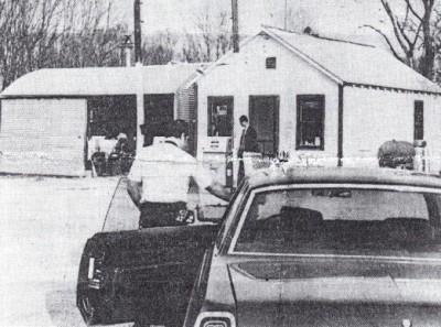 Ewald Bandixen crime scene