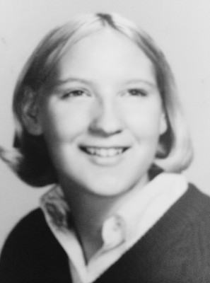 Judith Haecker's senior high school photo (Courtesy photo)