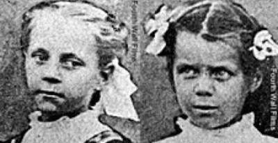 Lena and Ina Stillinger