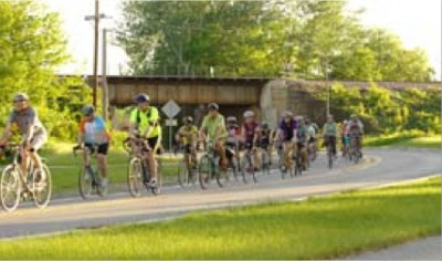 The Ride of Silence (Courtesy Iowa DOT July 2009 newsletter)