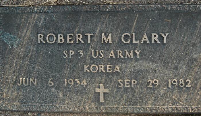 Robert Clary gravestone