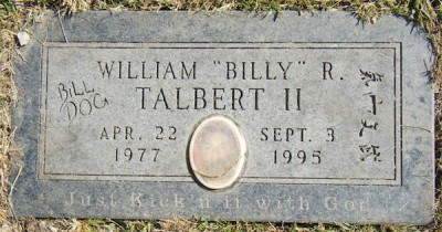 william-talbert-gravestone