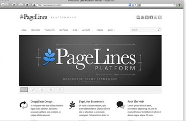 Pagelines' Platform