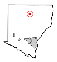 Mediapolis in Des Moines County
