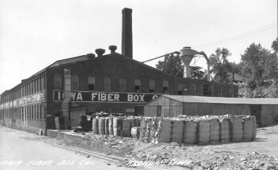 Keokuk Iowa Fiber Box Company