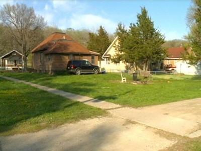 The home where Brandyn Preston shot