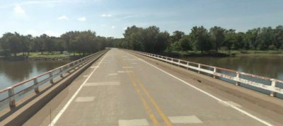 The Dougherty Bridge