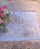 George Dean headstone