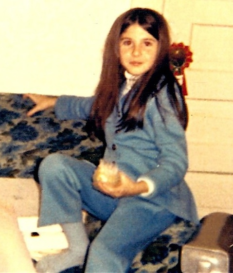 Patricia Veach Christmas 1968