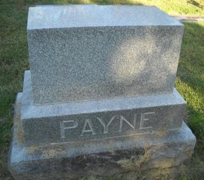 payne-family-gravestone