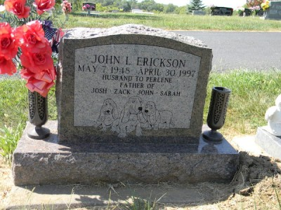 john-erickson-gravestone