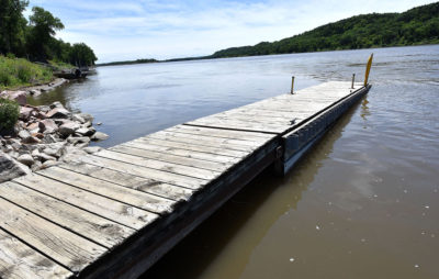 Boat ramp photo by Tim Hynds