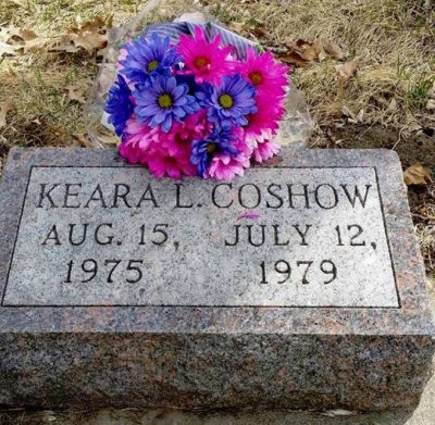 Keara Coshow gravestone