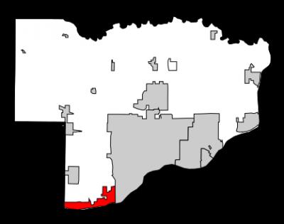 Buffalo in Scott County, Iowa
