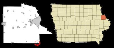 Zwingle, Iowa