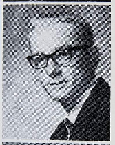 Jerry Lynn Burns senior photo
