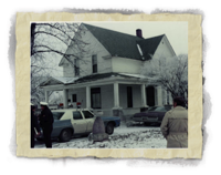 House where triple homicide occurred